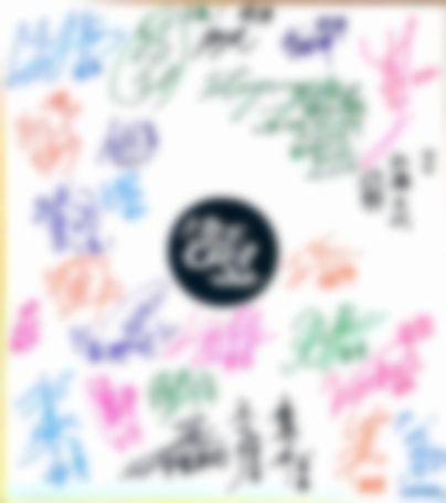 舞台HIDEYOSHI2015全員色紙2.2